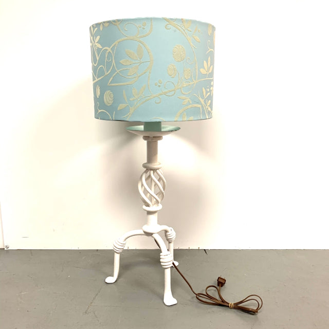 Metal Top Table 3 leg  Lamp