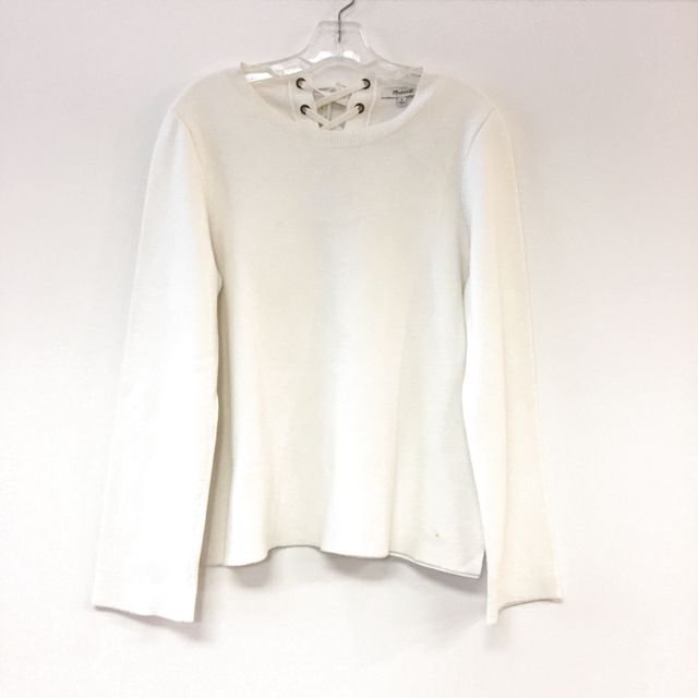 Madewell Size M Solid Sweater