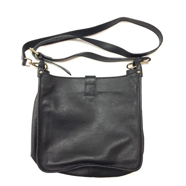 Borse in Pelle Black Crossbody