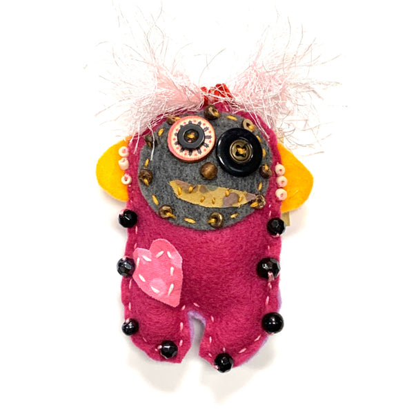 Silly no worries ugly doll