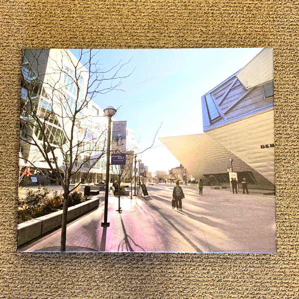 Photo on Canvas - Denver