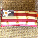 Accent Pillow American Flag