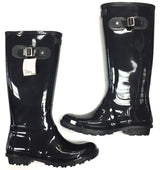Seven 7 Size 10-9 Black Solid Boots
