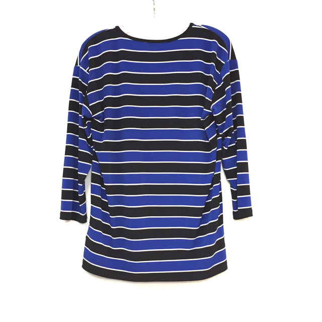 Michael Michael  Kors Size S - 4 /6 Striped Long Sleeve Top
