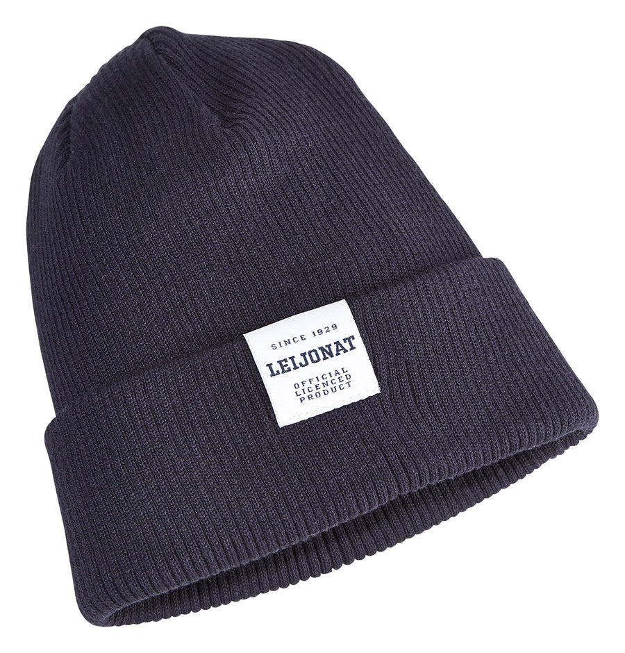 LEIJONAT COTTON BEANIE BLUE