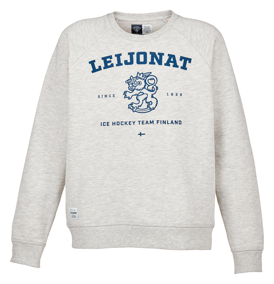 LEIJONAT SWEATSHIRT GREY