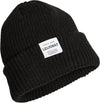 LEIJONAT COTTON BEANIE BLACK