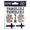 LEIJONAT TEMPORARY TATTOO
