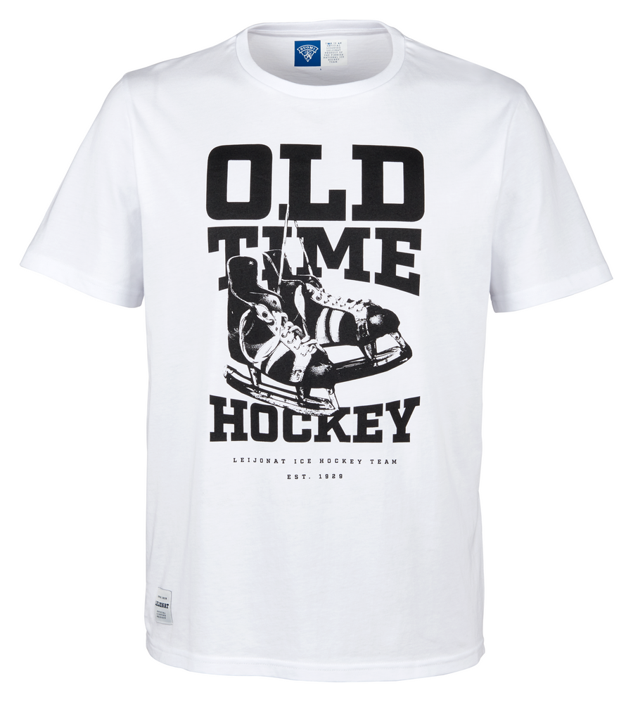 LEIJONAT OLD TIME HOCKEY SKATES TEE