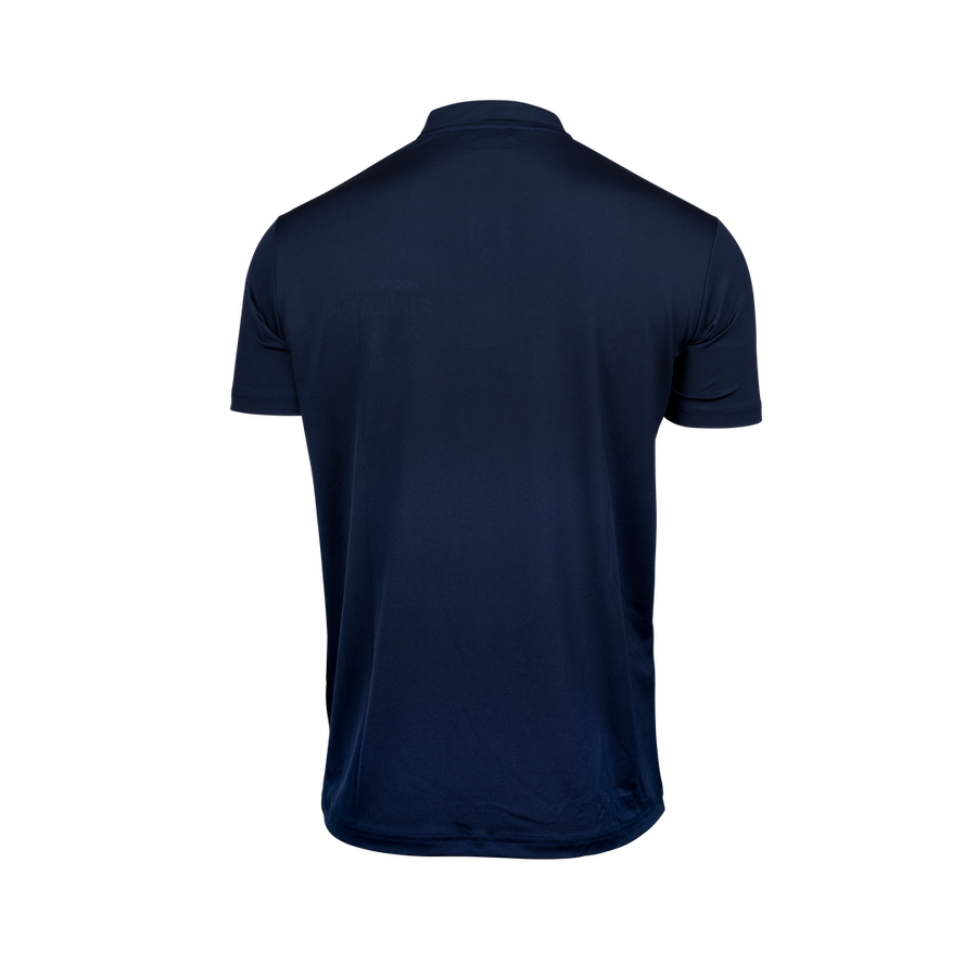 Team Finland Navy Tech Polo