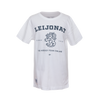 LEIJONAT LOGO TEE WHITE JUNIOR