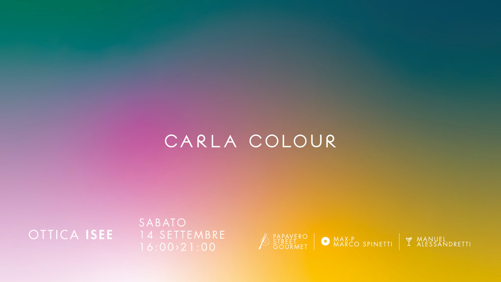 Ottica iSee presenta: Carla Colour + FKSHM - Meet the designers!