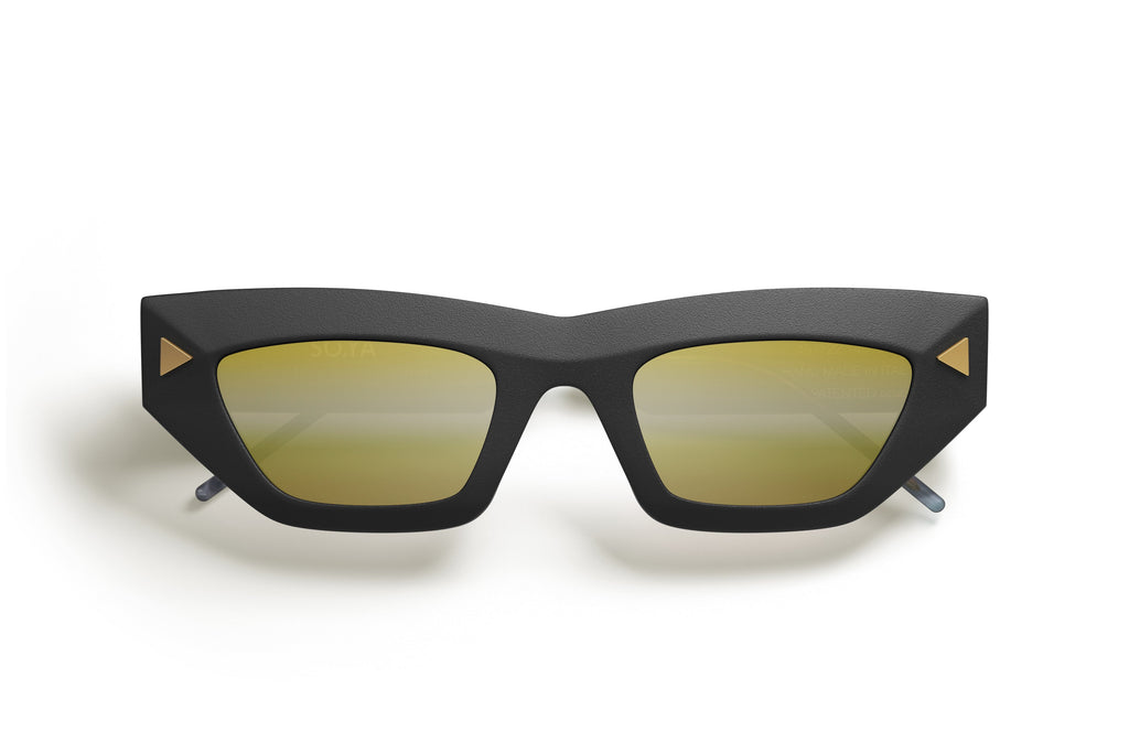 Occhiali da Sole SO.YA Eyewear Dea | Matte Black / Gold