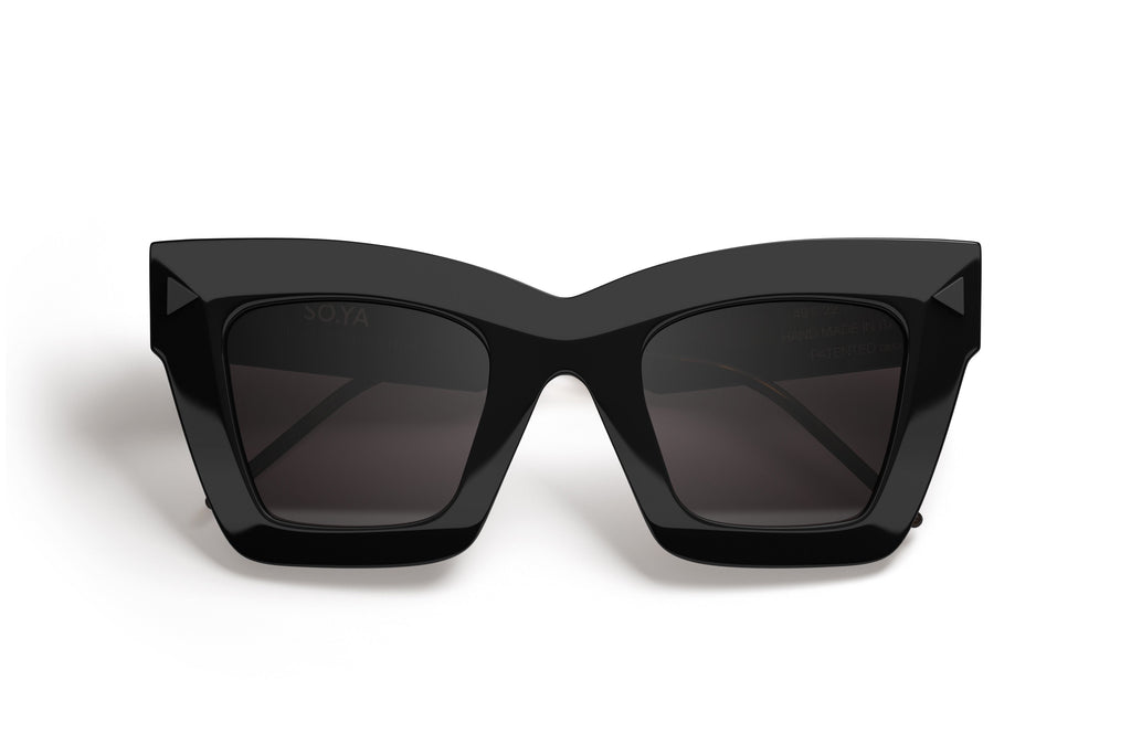Occhiali da Sole SO.YA Eyewear | Victoria / Shiny Black