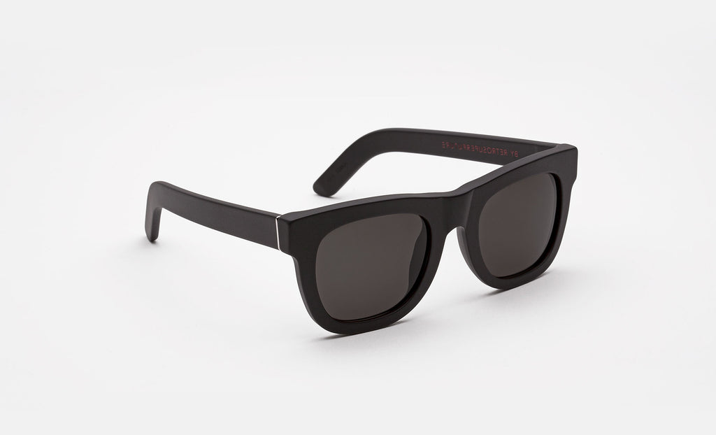 SUPER | Ciccio / Matte Black