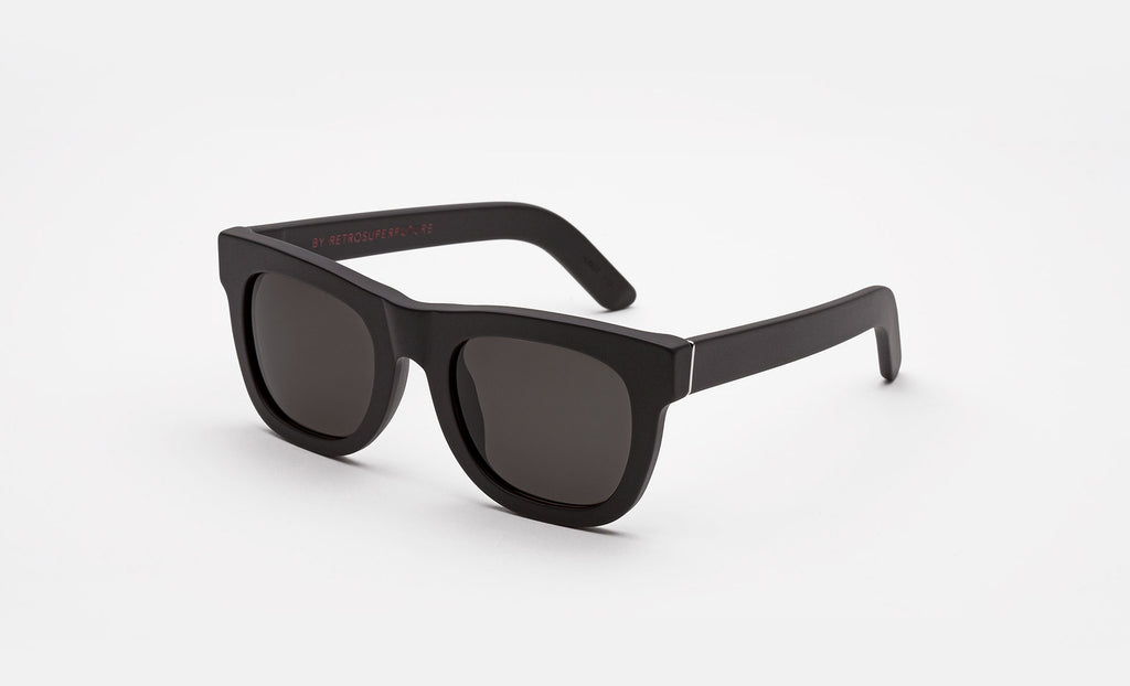 Occhiali da Sole RETROSUPERFUTURE | Ciccio Matte Black