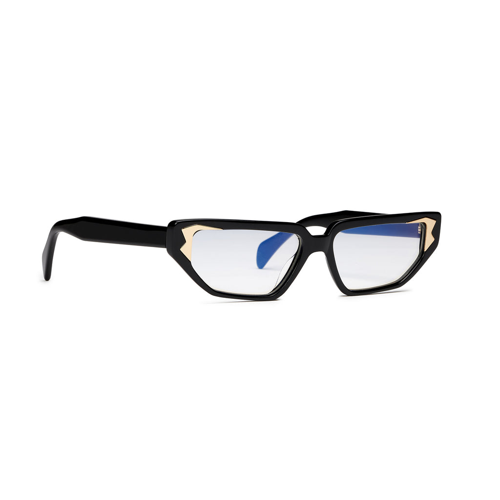 Flame | Black / Optical