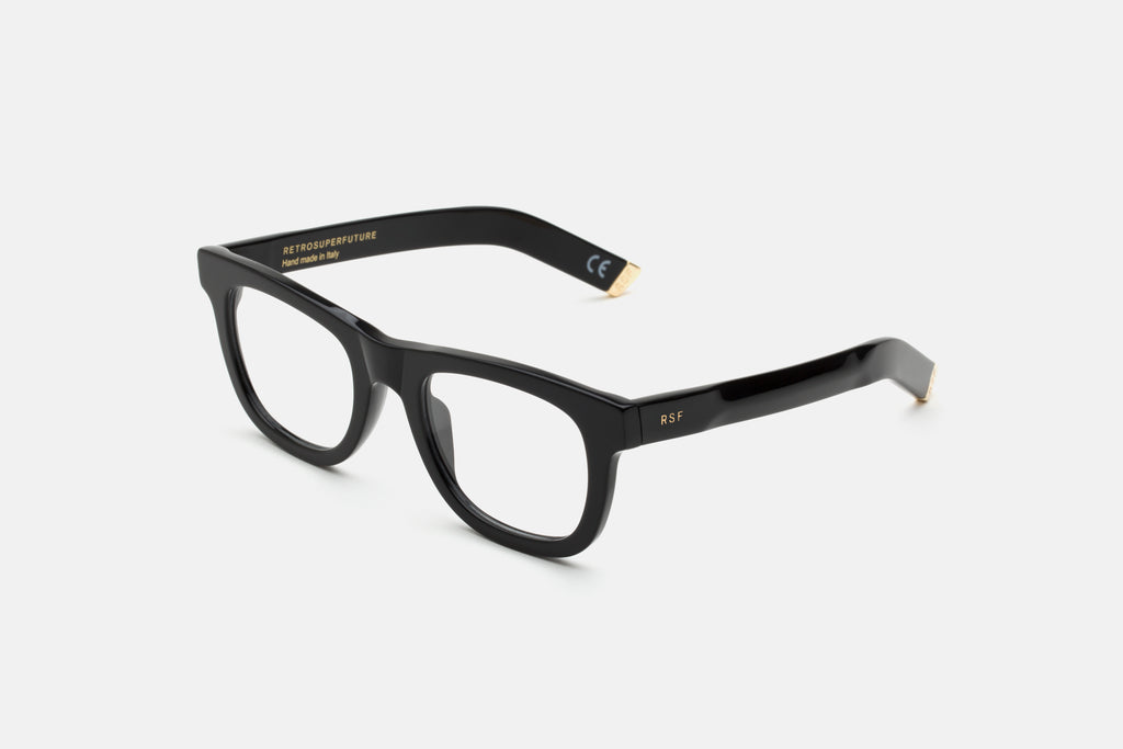 SUPER | Ciccio Optical / Nero