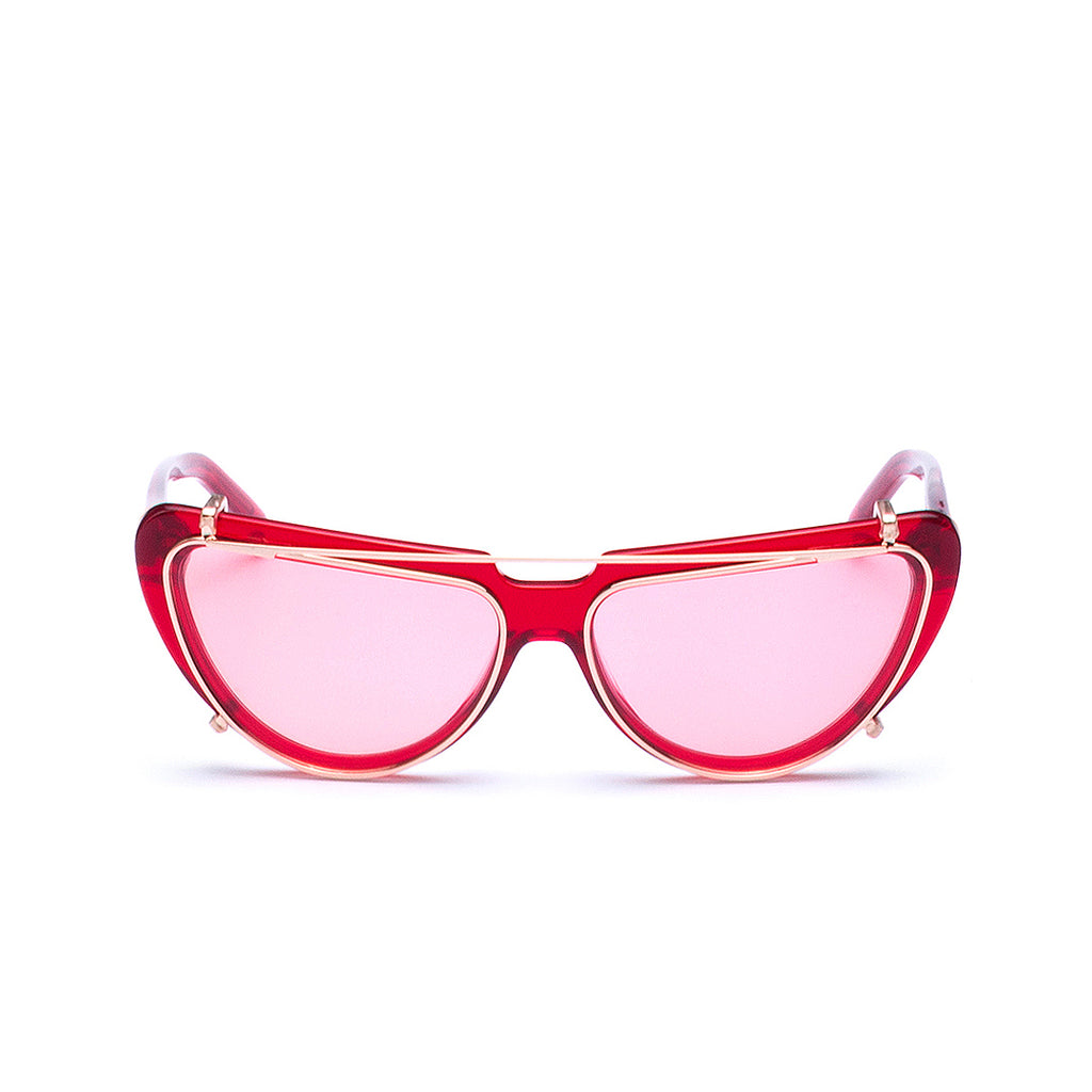 Occhiali da Sole e da Vista FKSHM High Line Collection - FHL-02-05-Red