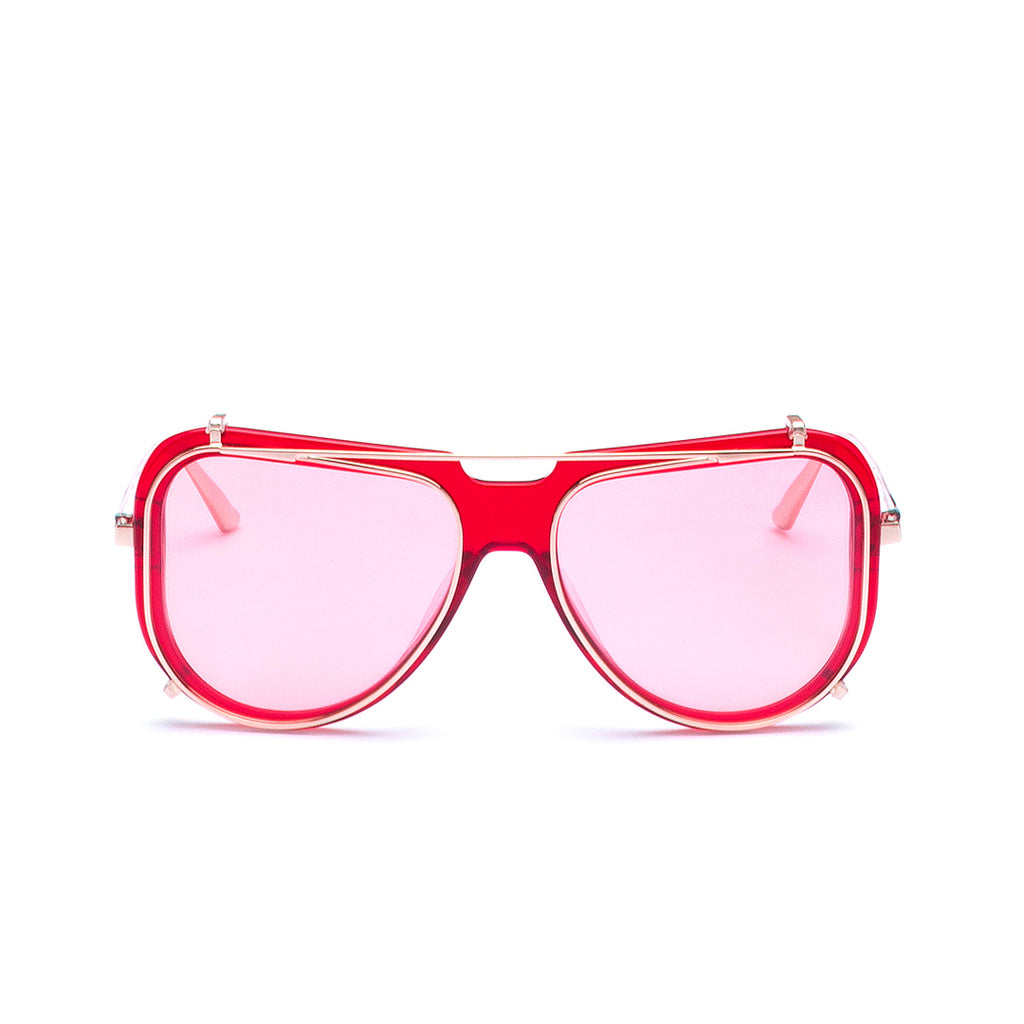 Occhiali da Sole e da Vista FKSHM High Line Collection | FHL-03-05-Red