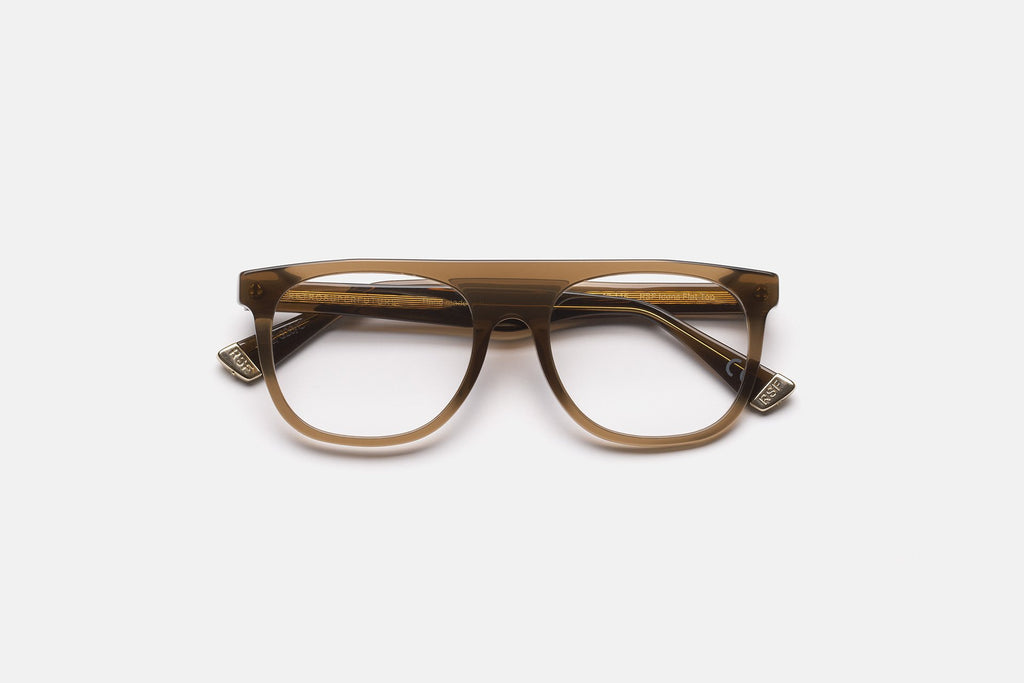 RSF | Flat Top Optical / Brown