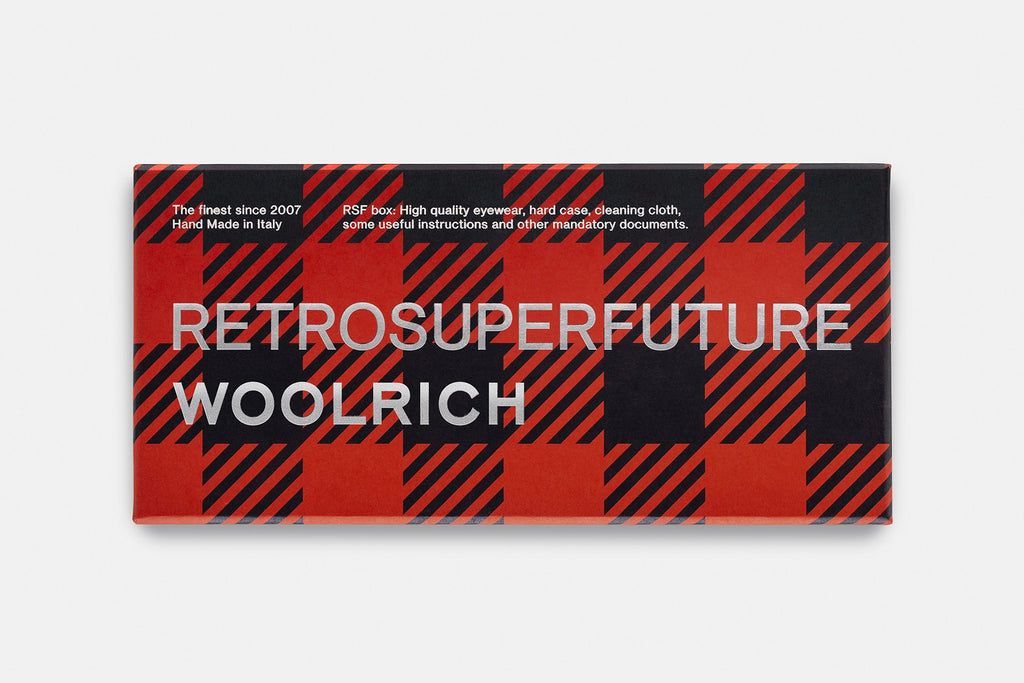 RSF | Flat Top Red / WOOLRICH