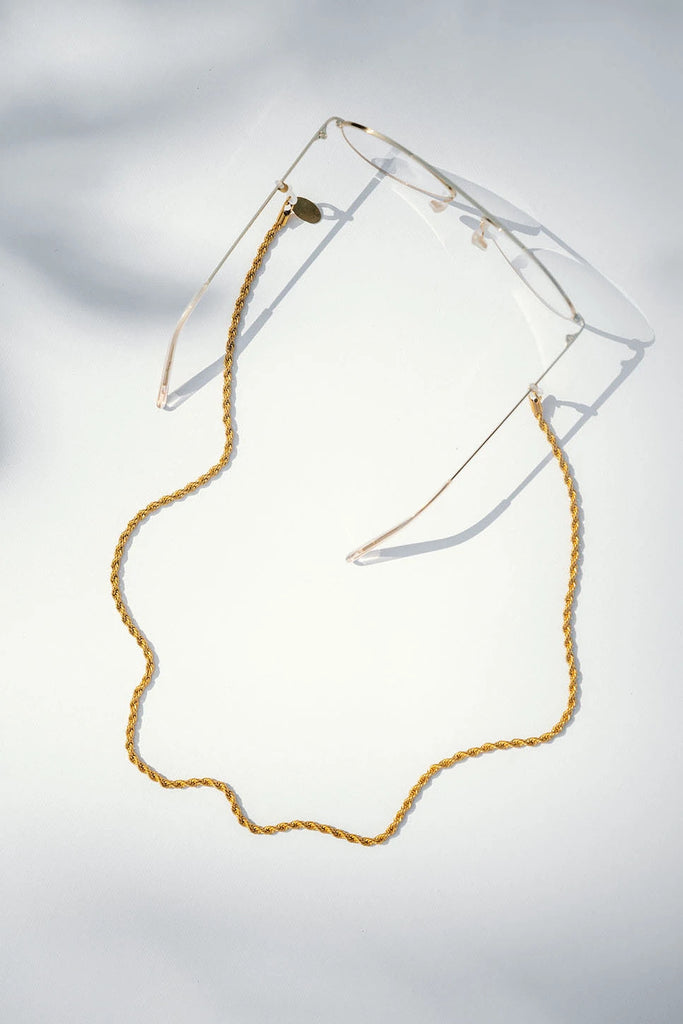 Sunnycord® | Snake chain Gold