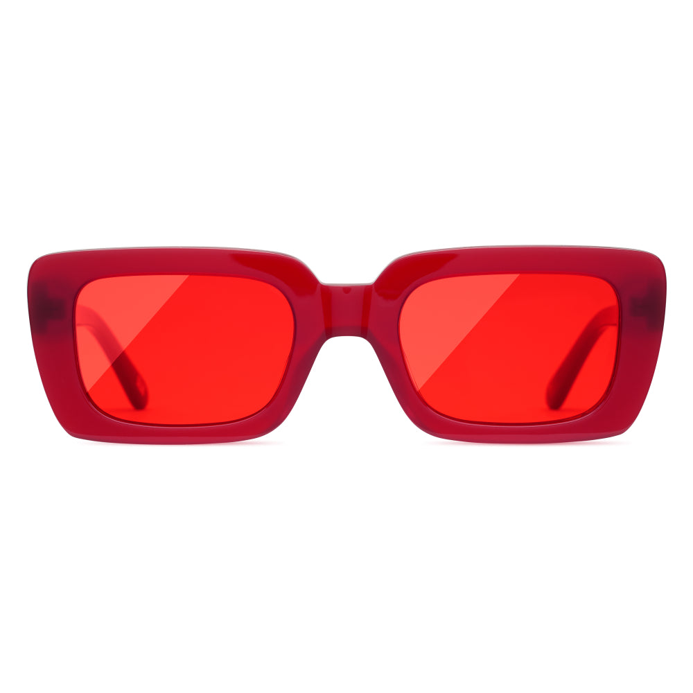 Occhiali da sole CHiMi Eyewear | Laser / Solid Red