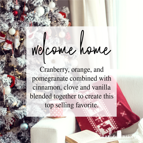 Welcome Home Fragrance