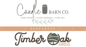 Candle Barn Co - Timber Oak Candles LLC