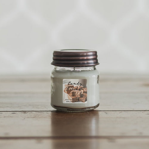 Candy Kitchen 8oz Mason Jar Soy Candles