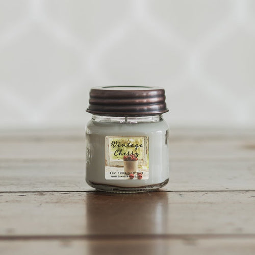 Pure Soy Candle- Vintage Cherry