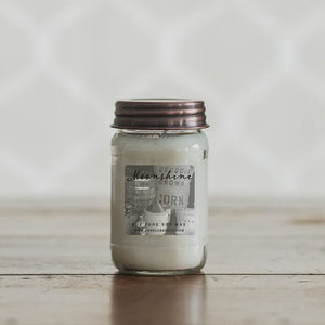 Pure Soy Candle- Moonshine