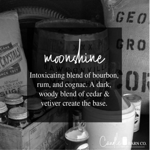 Pure Soy Candle - Moonshine