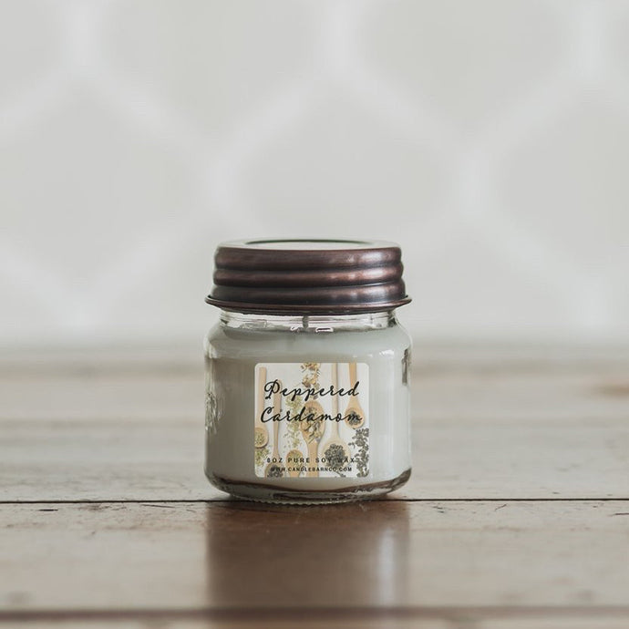 Pure Soy Candle - Peppered Cardamom