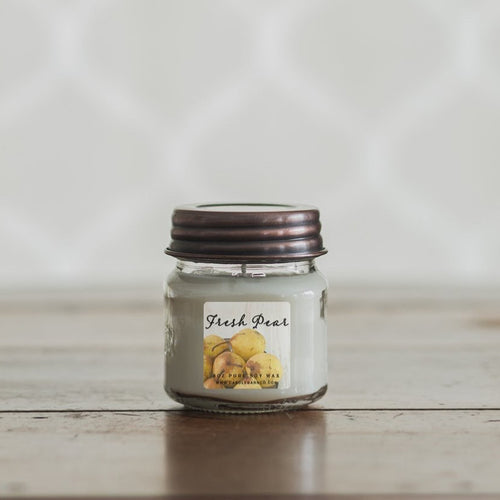 Pure Soy Candle - Fresh Pear