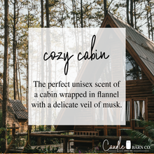 Load image into Gallery viewer, Cozy Cabin Large Breakaway Soy Melts