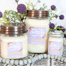 Load image into Gallery viewer, *HAPPY MOTHERS DAY 8oz Mason Jar Soy Candles
