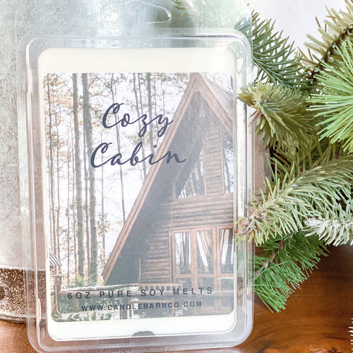 Cozy Cabin Large Breakaway Soy Melts