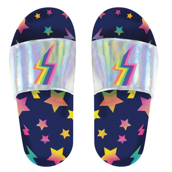 LIGHTNING BOLT & STARS SLIDES