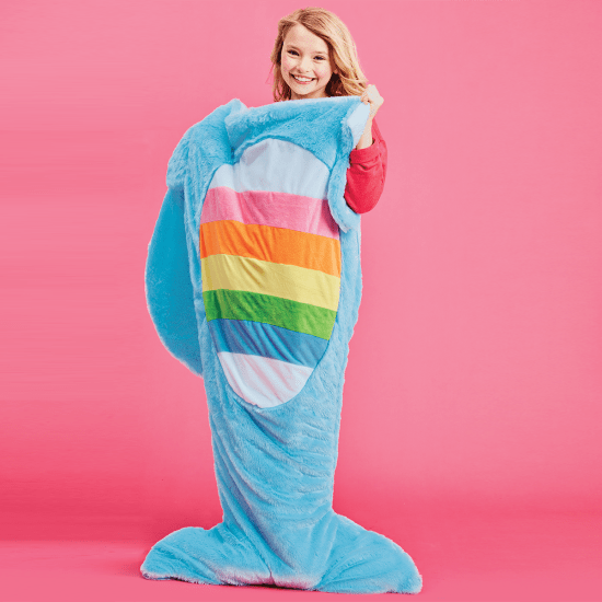 SLEEPING BAG NARWHAL
