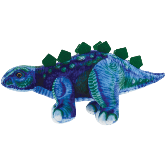 Stegosaurus Fleece Pillow