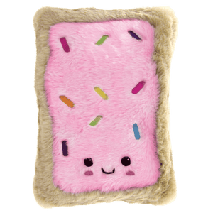 TOSTER CAKE FURRY PILLOW