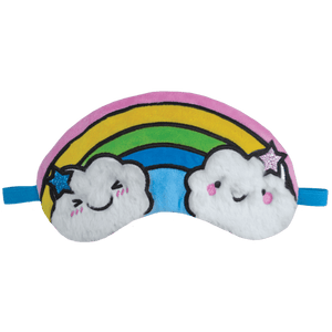 Happy Rainbow Eye Mask