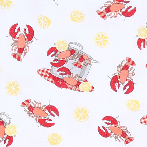 Pinch Peel Crawfish Short Pajama