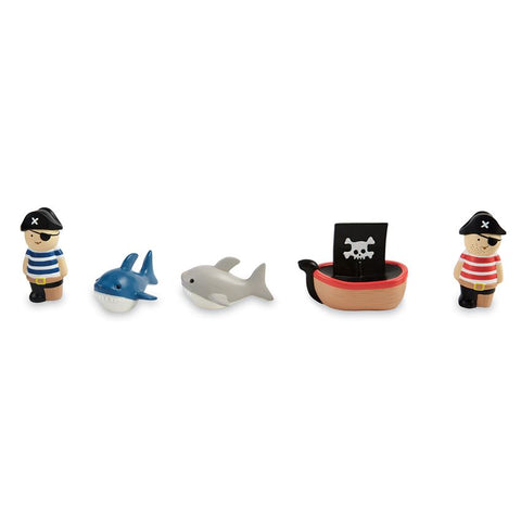 PIRATE BATH TOYS
