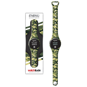 MOVE WATCH GREEN CAMO