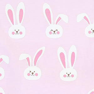 BUNNIES SHORT PAJAMA PINK