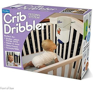 CRIB FEEDER - APRIL FOOLS - HOPE WE MADE YOU LAUGH!