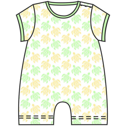 SEA TURTLES PLAYSUIT